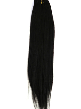 hair extensions pictures color black 1b
