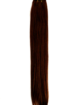 hair extensions pictures color brown 4